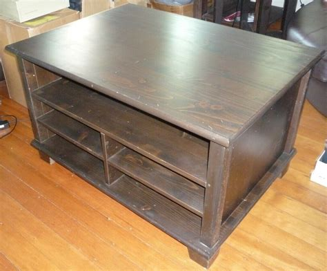 Get the best deals on coffee tables. IKEA Wood Apothecary Table Storage Shelf Cabinet Unit | in Golders Green, London | Gumtree