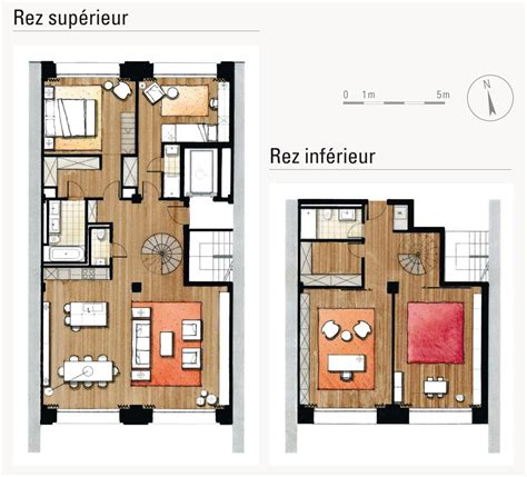 plan de bureau plans de duplex studio design gallery best design