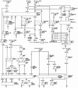 Diagram  1994 Honda Accord Ex Wiring Diagrams Full