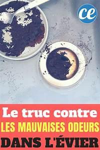 Marc De Café Canalisation : mauvaises odeurs dans l 39 vier comment les d truire avec ~ Melissatoandfro.com Idées de Décoration