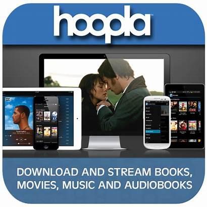Hoopla Digital Movies Library Books Ebooks Icon