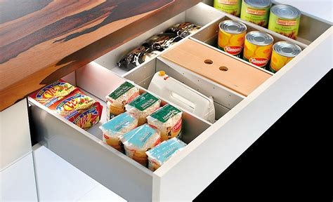 Schublade Für Küche by Unterschr 228 Nke Mit Gro 223 Raumschublade Mehr Stauraum In Der K 252 Che