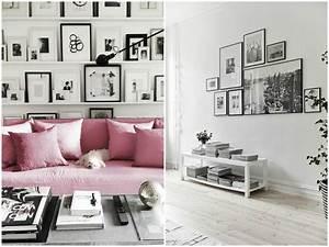 Mur De Photos : mur de cadres vs tag res de cadres aventure d co ~ Melissatoandfro.com Idées de Décoration