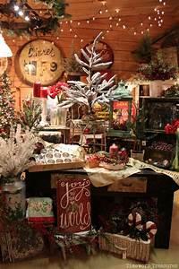 Christmas, Display, Our, Shop, Timeworn, Treasures