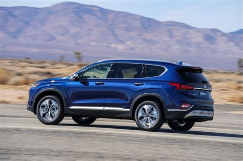 The 2021 hyundai santa fe features a wider, more aggressive front grille, digital display and a panoramic sunroof. 2019 Hyundai Santa Fe Gets a Price Bump