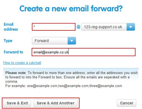 purchase  configure   mail account  reg
