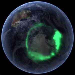Astronaut's Video Of Northern Lights From Space Is ...