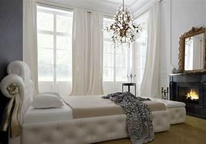 Gardinen Für Schlafzimmer : gardinen schlafzimmer 75 bilder beweisen dass gardinen ein muss im schlafbereich sind ~ Markanthonyermac.com Haus und Dekorationen