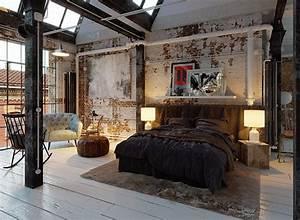 Industrial Style Wohnen Wohnen Wie In Brooklyn M Bel Im