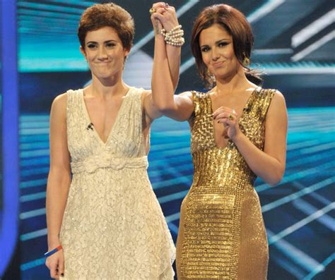 Cheryl Cole Upsets Katie Waissel With Book Comments Look