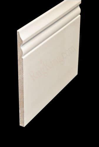 primed baseboard  pine wood moldingmoulding