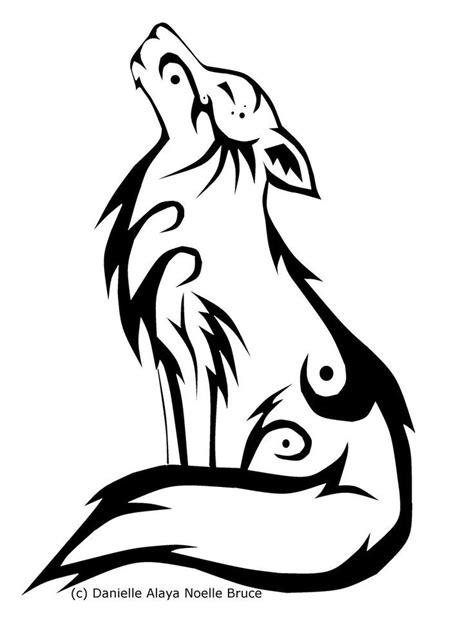 howling wolf tattoo ideas  pinterest wolf