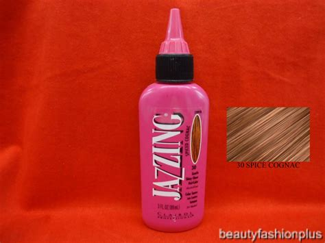 New Clairol Jazzing Hair Color 3oz (all Color)