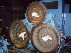 Four  4  Each Ingersoll Rand Centac 3000 Air Compressors