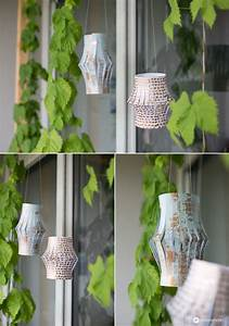 Bäume Für Den Balkon : diy papierlaternen f r den balkon selbermachen diy dekoidee basteln ~ Frokenaadalensverden.com Haus und Dekorationen