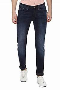 Buy Allen Solly Men 39 S Skinny Fit Jeans At Amazon In