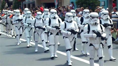 Hollywood Studios Star Wars Parade at Walt Disney World ...