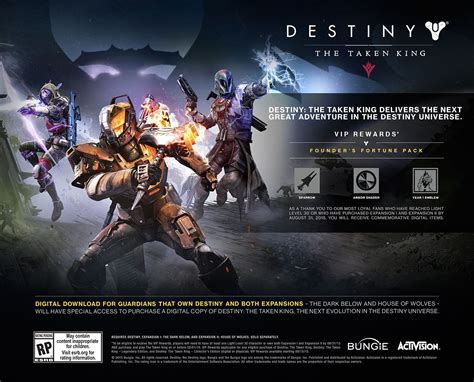 destiny 2 0 update the taken king bring notable changes and bugs ps4 exclusives revealed