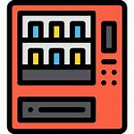 Vending Machine Icon Icons Lineal