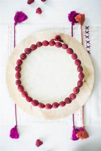 Cake by Courtney: Lemon Poppy Seed Cake with Fresh Raspberries