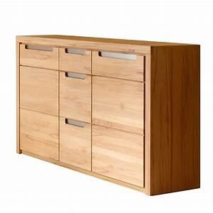 Möbel Billig Online : sideboard kommode kernbuche massiv kreative ideen f r innendekoration und wohndesign ~ Indierocktalk.com Haus und Dekorationen