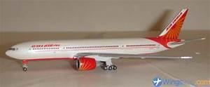 Air India B 777-237LR | Model Aircraft | hobbyDB