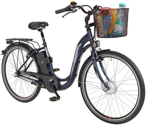 e bike mtb damen prophete e bike city damen 187 navigator 300 171 26 28 zoll 3 frontmotor 250 wh kaufen