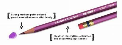 Erase Prismacolor Col Pencils Colored Pencil Erasable