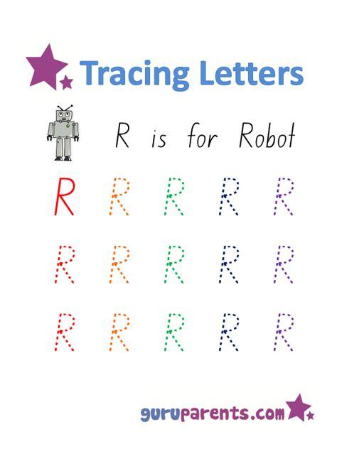 Letter R Worksheets Guruparents
