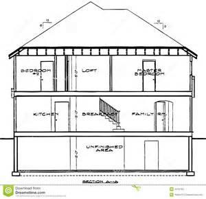 home blueprint design house blueprint stock photos image 4216793