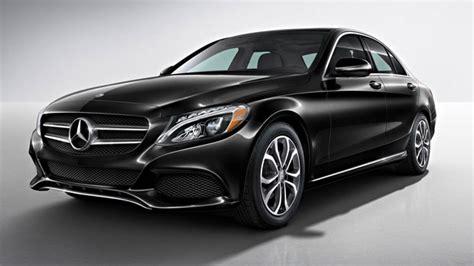 The Stunningly Stylish 2016 Mercedes-benz C300 Sedan