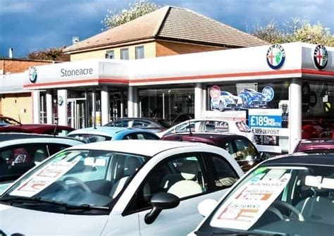Alfa Romeo Chesterfield  New & Used Cars And Servicing