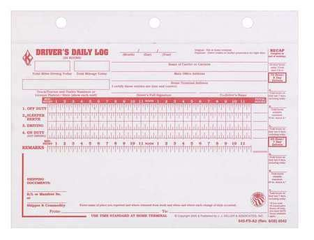 Truckers Log Book Template by Truck Driving Expert Trainer Asks About Log Book Speeds