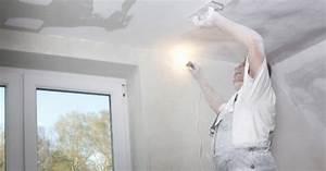 Comment Renover Un Plafond : r nover un plafond comment s 39 y prendre marie claire maison ~ Dailycaller-alerts.com Idées de Décoration