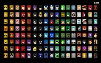Logos Superheroes Wallpapers Superhero