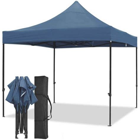 shop  snail  ez pop  canopy tent commercial instant shelter  heavy duty carry