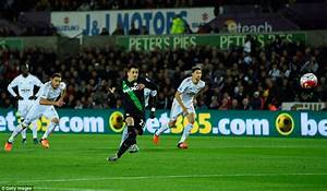 Swansea 0-1 Stoke: Early Bojan penalty secures away win ...