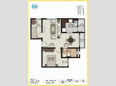 1 BHK, 2 BHK and 3 BHK Apartments in Coimbatore SOBHA Elan