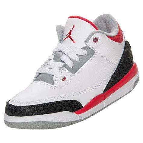 preschool jordans for sale boys preschool air retro 3 basketball shoes 351
