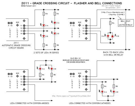 Grade Crossing Circuit