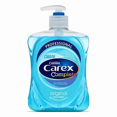 Soap Carex Wash Pump 500ml Antibacterial Ml