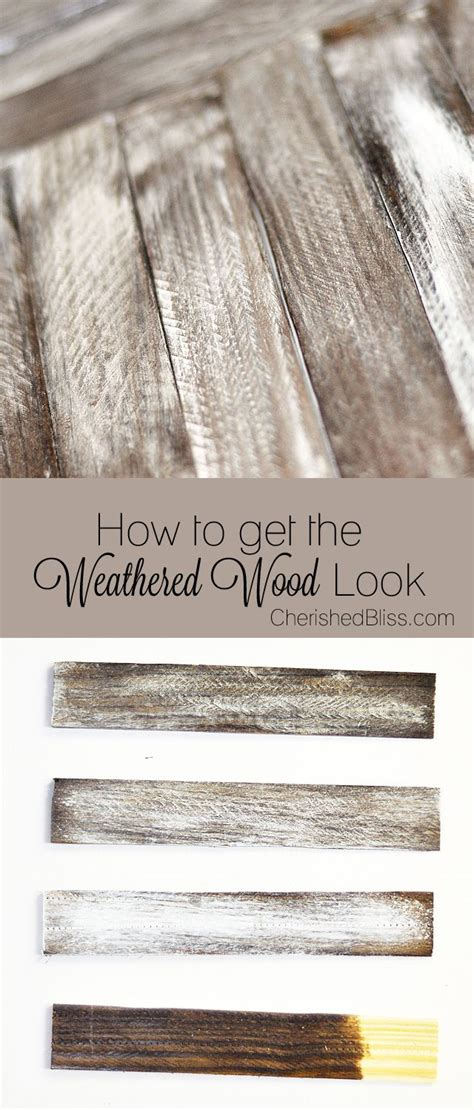 diy weathered wood stain finishes setting