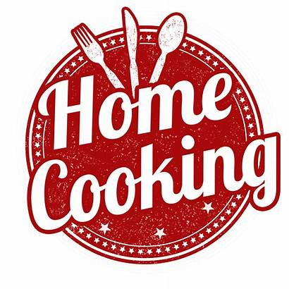 Cooking Clip Recipes Stamp Logos Clipart Kitchen