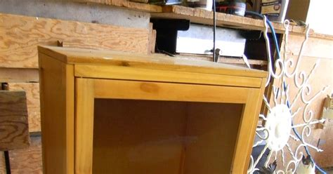 glazed kitchen cabinets emily s up cycled furniture new to cabinet makeover 1245