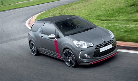 Goodwood Festival Of Speed Citron Ds3 Cabrio Racing