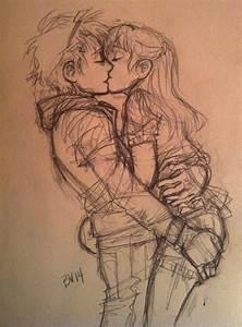 cute couple drawing ideas tumblr - Google Search - Picmia