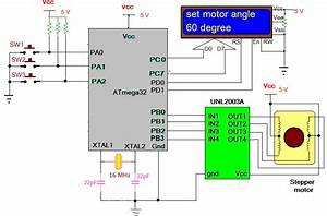 Engineering Projects  Stepper Motor Angle Control Using