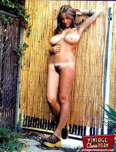 Hairy Nude Sweet Roberta Pedon Showing Her Xxx Dessert