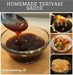 Homemade Teriyaki Sauce - Mom Saves Money