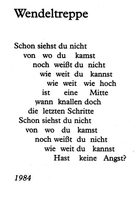 german calligrambildgedicht